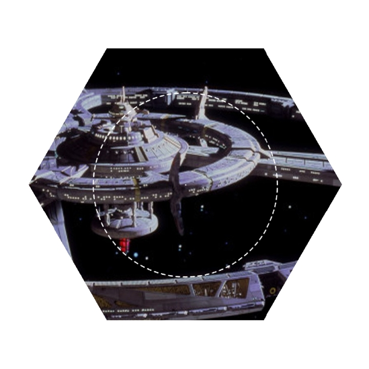 hexframe-ds9one